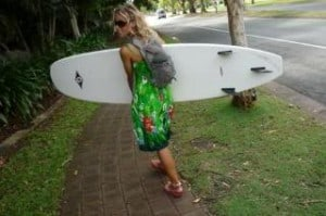 New Zealand Surf Board