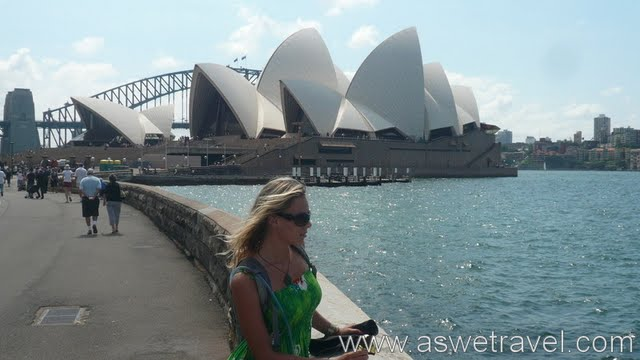 Sydney Opera House - Sydney Australia City Guide