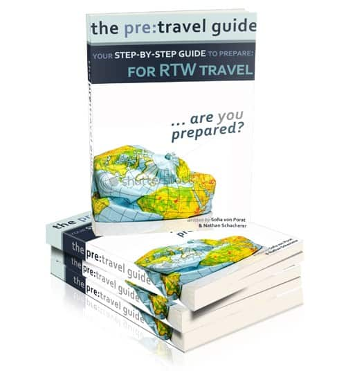 Step-By-Step Round The World Travel Guide