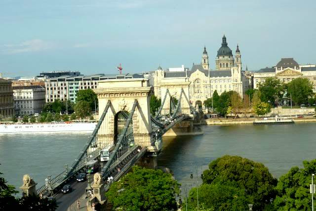 Best Cities to Visit in Europe - Budapest