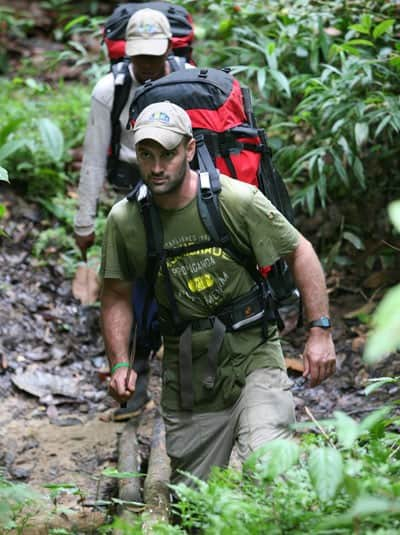 Crazy Travelers On A Mission Around The World Guy Who Walked The Entire Amazon River
