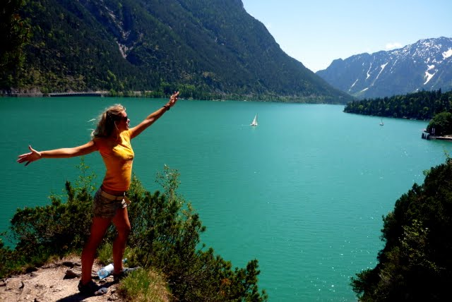 Travel Photo   Amazing Austrian Lakes (And Sofia...)   travel photos of the week