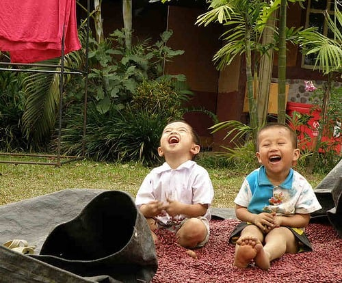 Thai Children are special