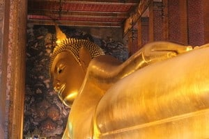 The Reclining Buddha (Wat Poh)