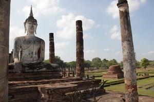 Ayutthaya VS Sukhothai
