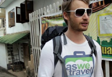 How To Travel The World With Only A Backpack in Carry On Luggage