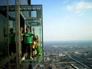 Best Views In Chicago Willis Tower Skydeck