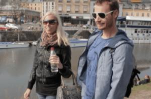 Europe Train Challenge Route Week 1