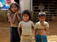 children_laos