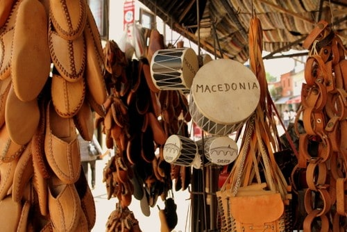 Skopje Macedonia Visit It's In The Little Things