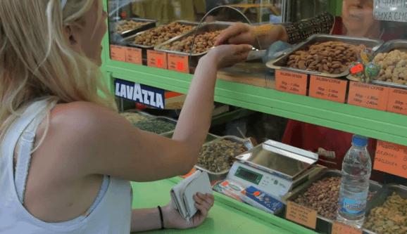 Sofia Bulgaria Shopping