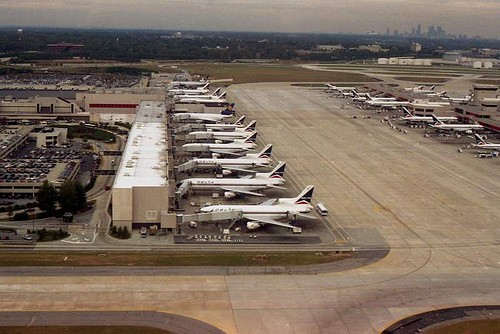 Top Airports - Hartsfield-Jackson Airport