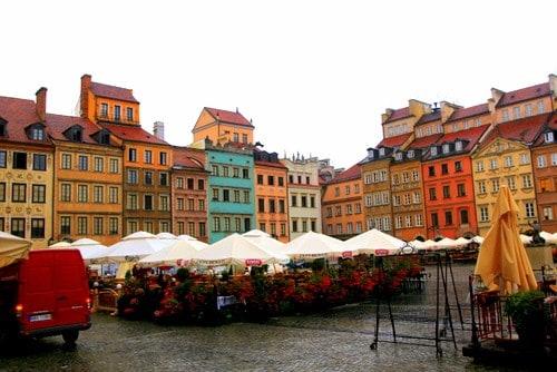 Warsaw Poland Travel Video- The Phoenix City