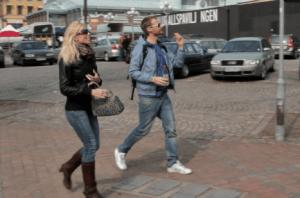Successful travel blogging