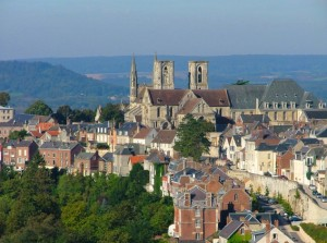 Laon: Wonderful For Romance