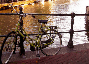 Amsterdam Netherlands Waterfront
