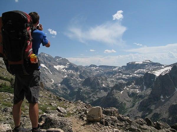 backpacking Grand Teton National Park