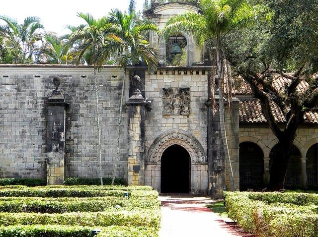 Spanish Monastery in Miami