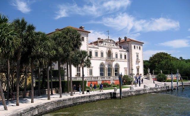 Miami Villa Vizcaya