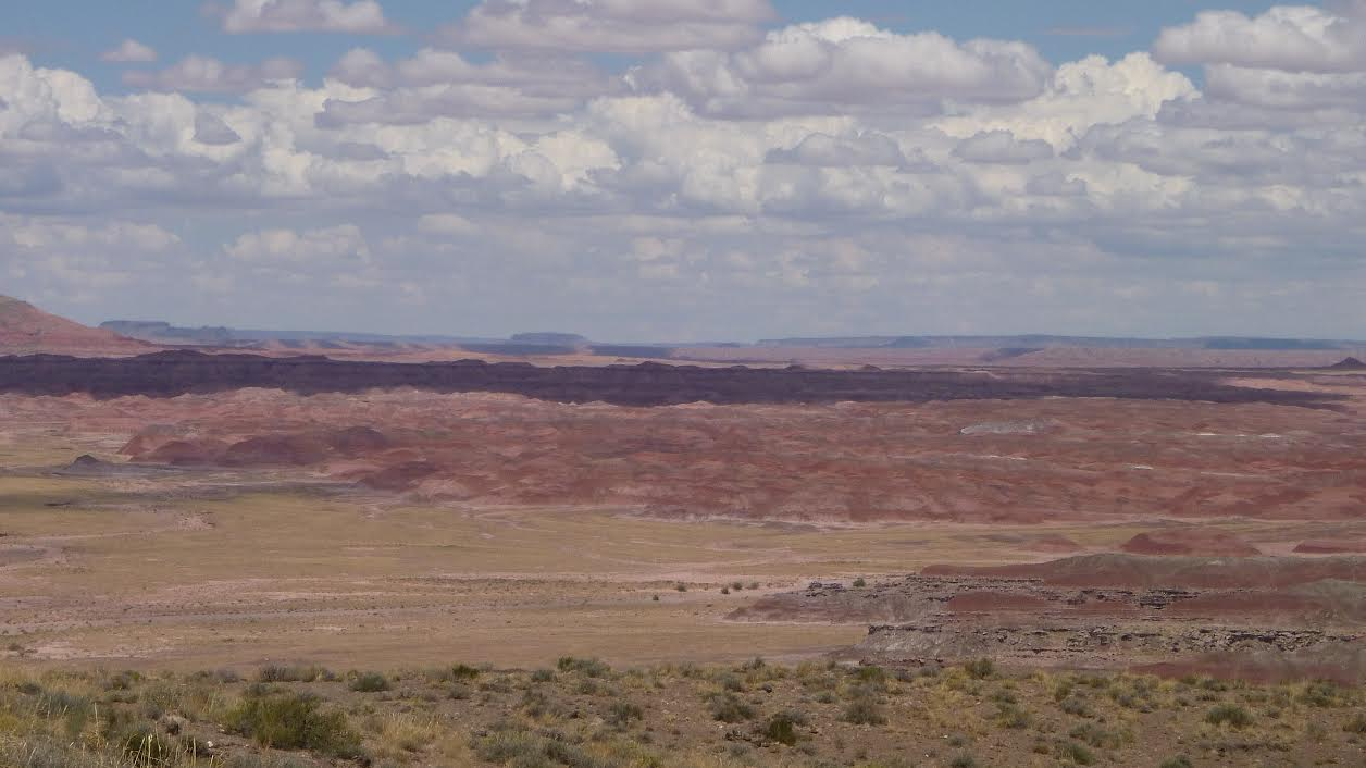 Family Fun Ideas in Northern Arizona Painted Desert