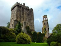 Irish culture at Blarney Castle
