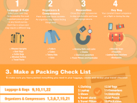 HOW TO PACK CORRECTLY