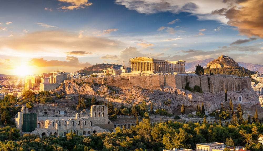 Athens, Best Time to Visit Greece