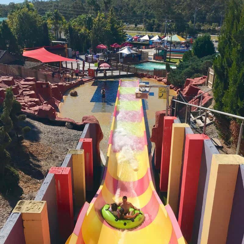 Australian Water Parks WetnWild Gold Coast