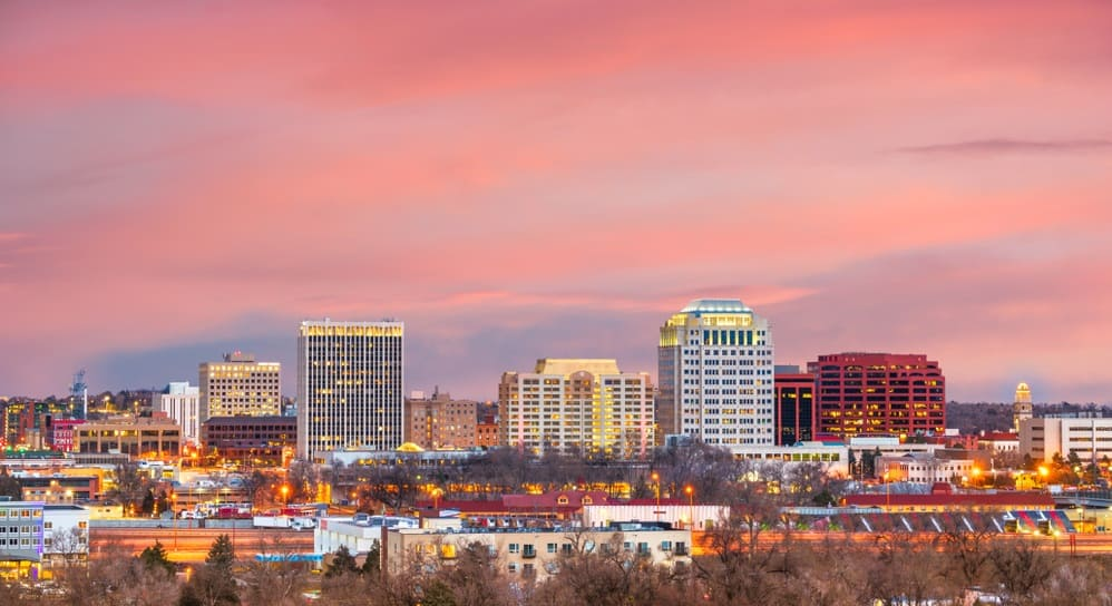 Best Time to VisitColorado Springs