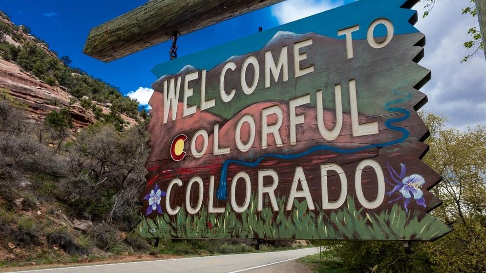 Best Time to Visit Colorado State near Utah