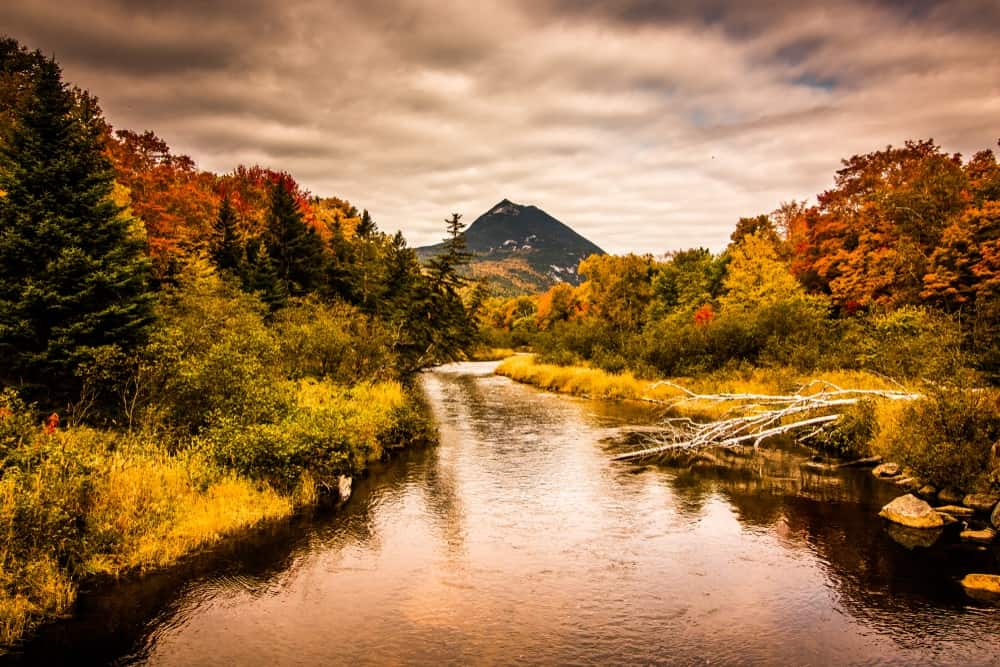 Doubletop Mountain, Baxter State Park, Maine