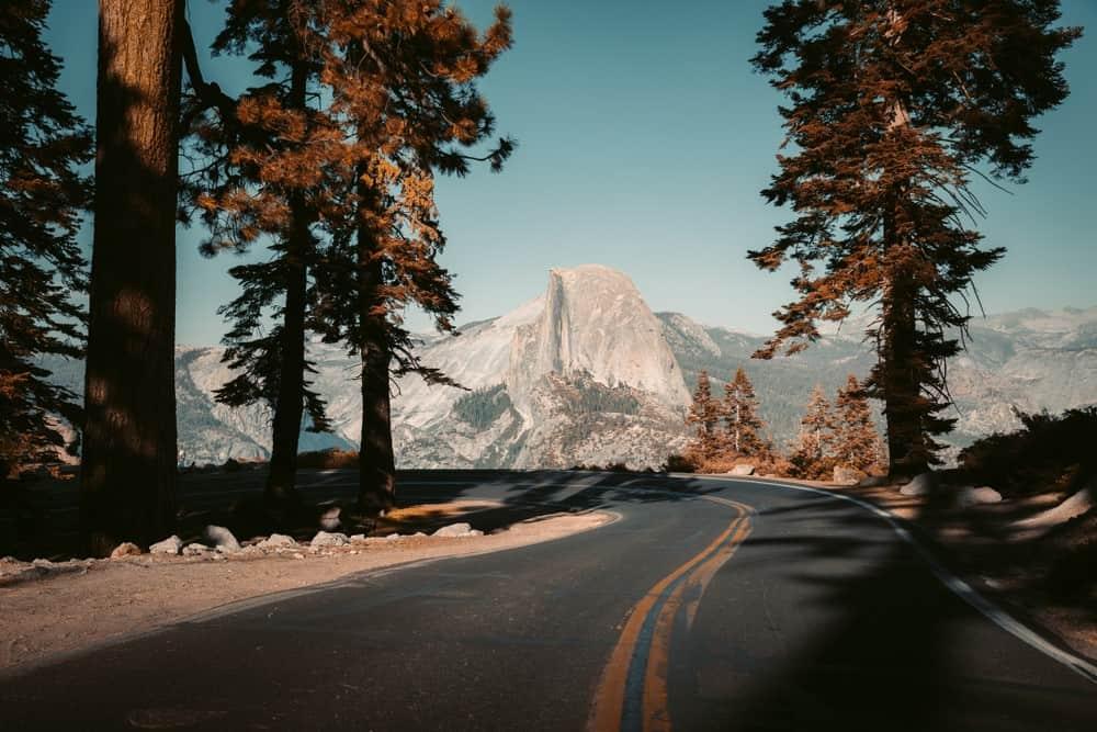 Glacier Point Road