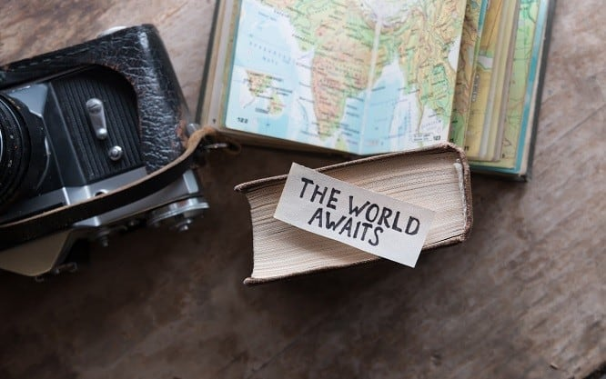 How to plan a round-the-world trip?