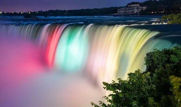 Niagara Falls Nightlife