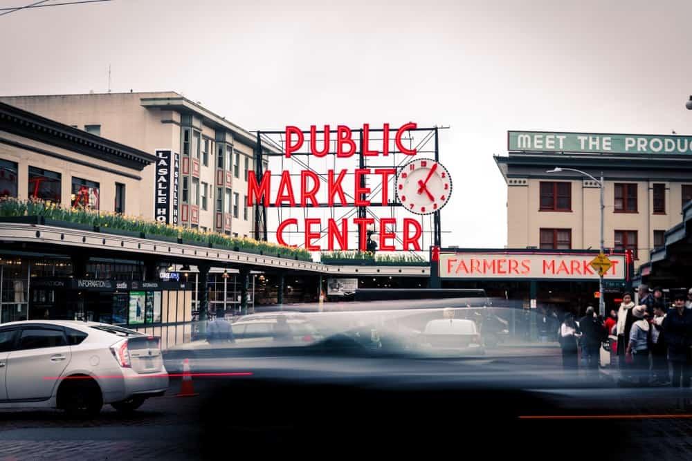 Best Time to Visit Pike Public Market, Seattle, Washington, USA