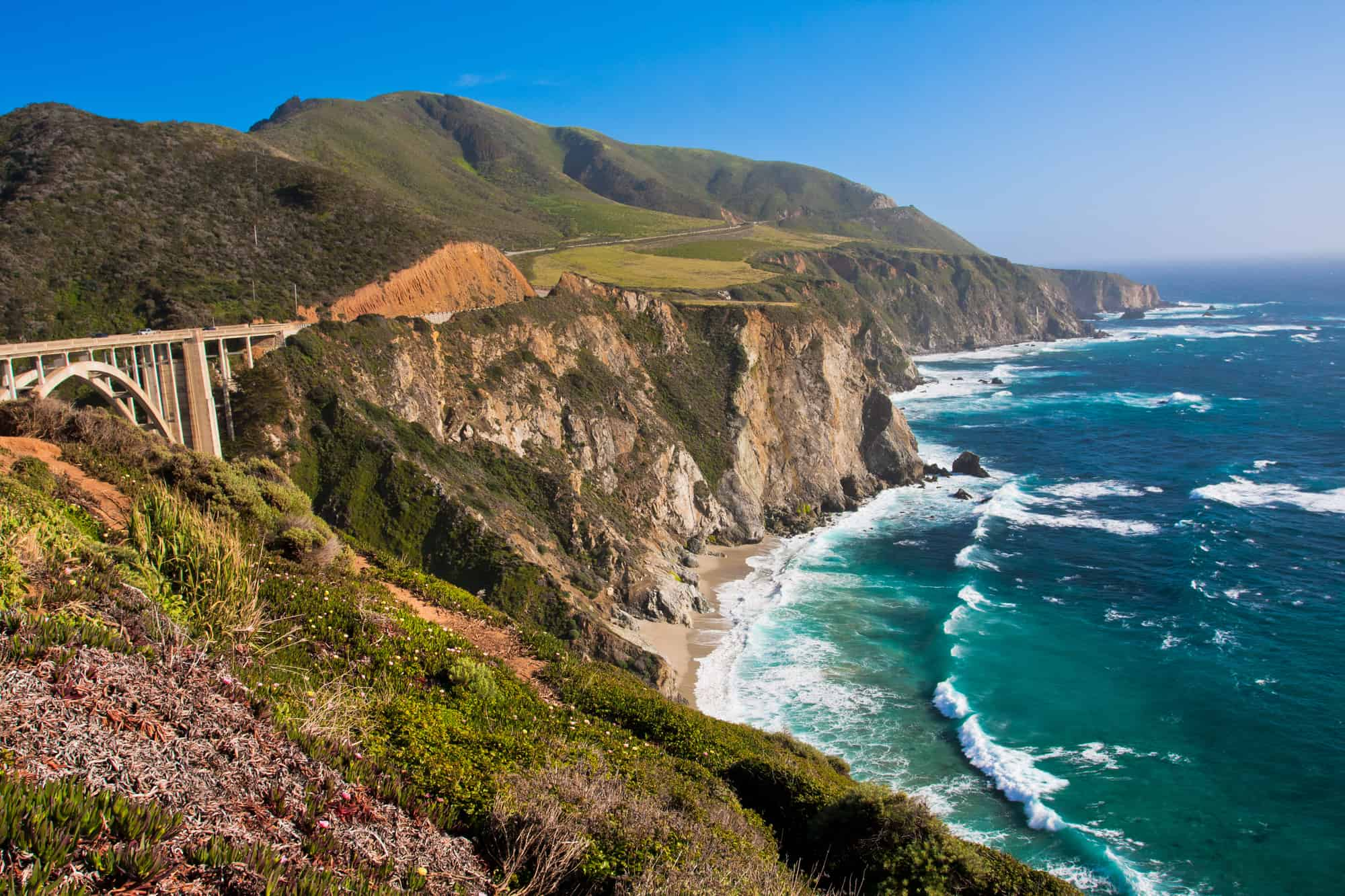 Romantic Getaways in California