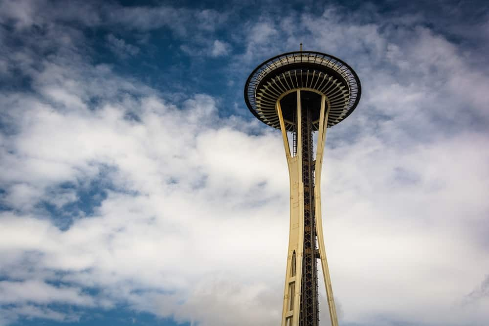 Best Time to Visit The Space Needle, in Seattle