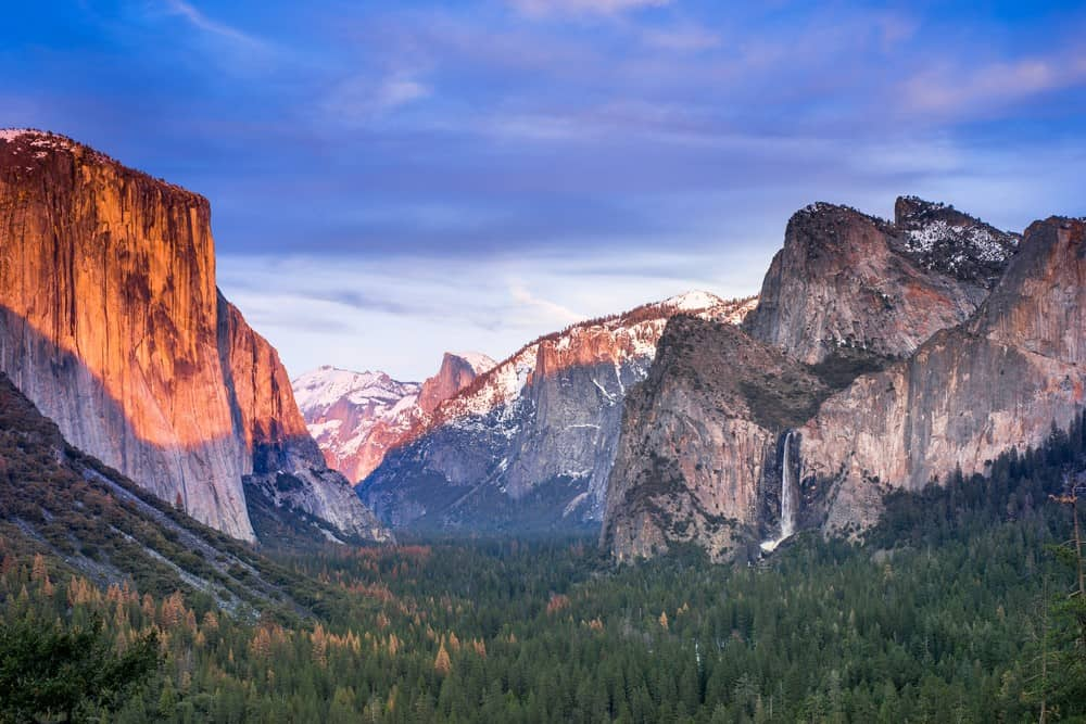 Tunnel View Outlook