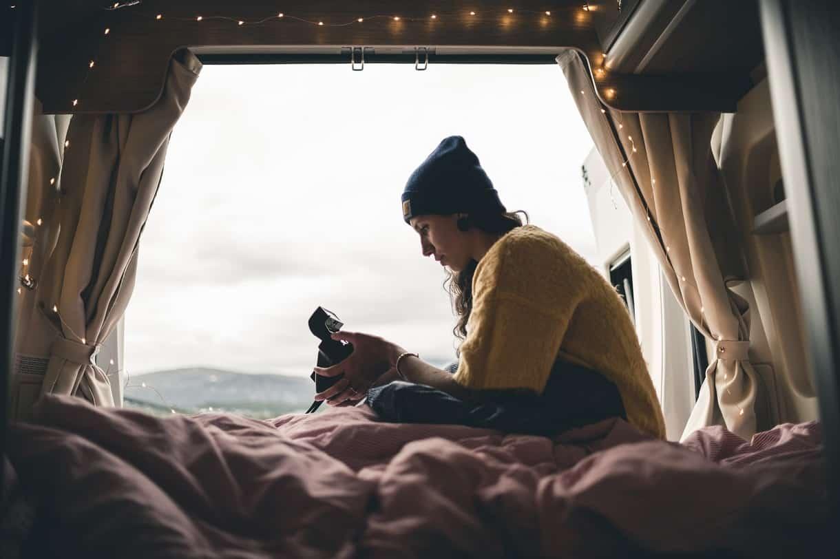 Van Life Camper Vans