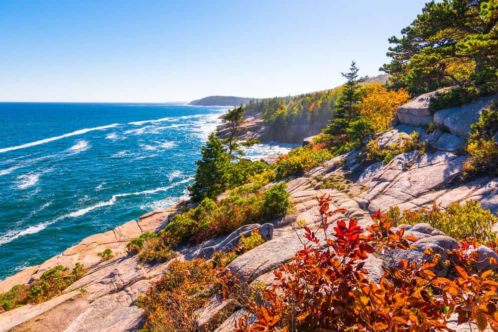 Best Time to VisitAcadia National Park