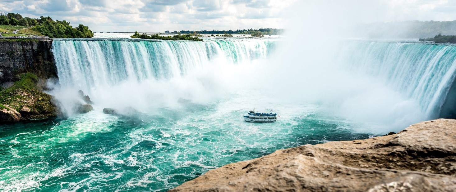 Which side of Niagara Falls is better?