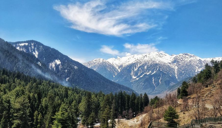 Best Time to Visit kashmir valley
