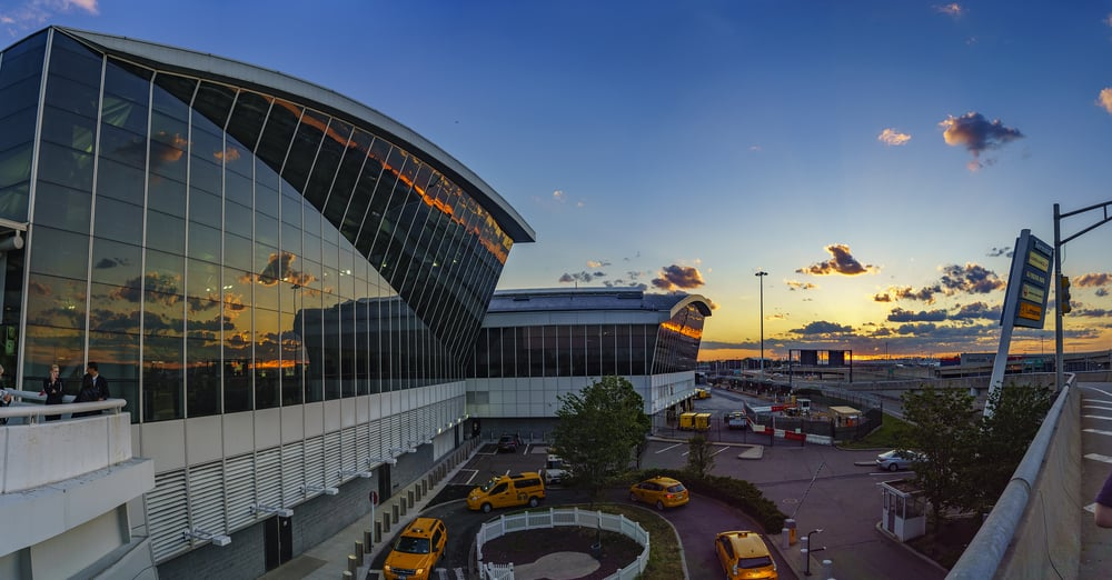 The New Face of JFK Airport Revealed